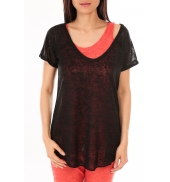 By la Vitrine T-Shirt BLV03 Rouge