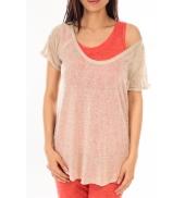 By la Vitrine T-Shirt BLV03 Rouge