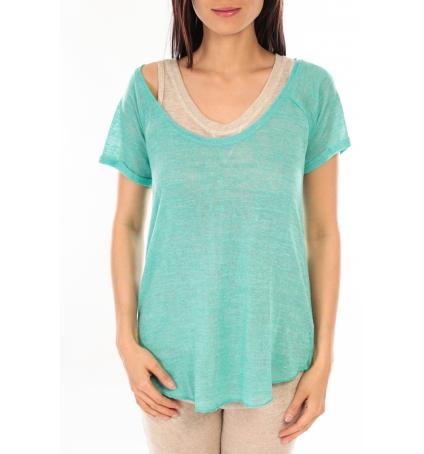 By la Vitrine T-Shirt BLV03 Vert