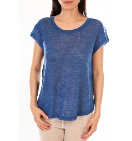 By la Vitrine T-Shirt BLV05 Bleu