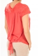By la Vitrine T-Shirt BLV 05 Rouge