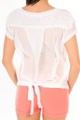 By la Vitrine T-Shirt BLV 05 Blanc
