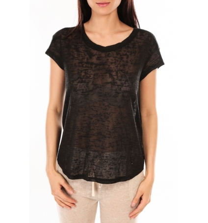 By la Vitrine T-Shirt BLV05 Noir
