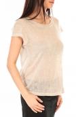 By la Vitrine T-Shirt BLV 05 Beige