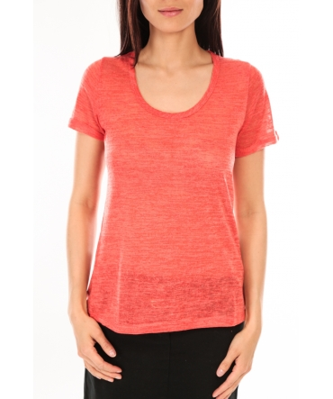 By la Vitrine T-Shirt BLV07 Rouge
