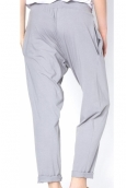 So Charlotte Pleats jersey Pant B00-424-00 Gris
