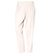 So Charlotte Pleats jersey Pant B00-424-00 Écru