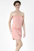 PETIT BATEAU Robe 32771 34 Rose