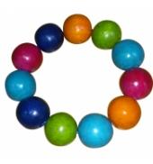 LVDLM Bracelet Boules de Couleur Multicolor