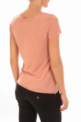 Vero Moda TOP JESSICA CAP SLEEVE Rose Dawn/W. Front P