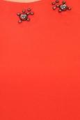 Vero Moda Top BABALULA S/S Rouge