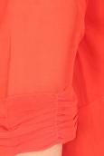 Vero Moda Top BLOMMA SS Poinciana Rouge