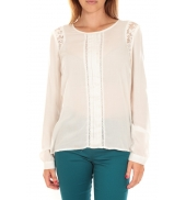 Vero Moda Top LYON LS Snow White