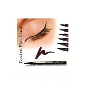Fashion Make up Feutre eye-liner semi permanent Brun