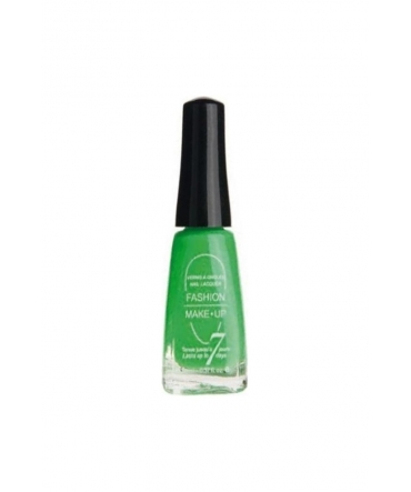 Fashion Make up Vernis à ongles Fluo Vert