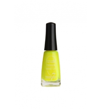 Fashion Make Up vernis à ongles Fluo Jaune