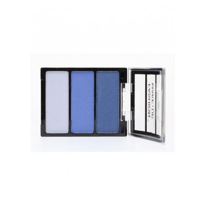 Fashion Make up Ombre à paupières Trio Bleu marine
