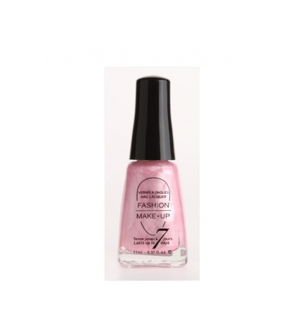 Fashion Make up Vernis Melissa Rose clair brillant n14