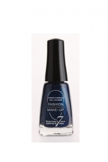 Fashion Make up Vernis Melissa Bleu