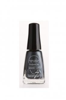 Fashion Make up Vernis Melissa Gris foncé