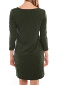 Vero Moda Freya 3/4 Short Dress Vert