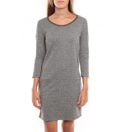 Vero Moda Freya 3/4 Short Dress 97250 Argent
