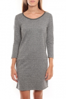 Vero Moda Freya 3/4 Short Dress Argent