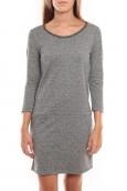 Vero Moda Freya 3/4 Short Dress Argent