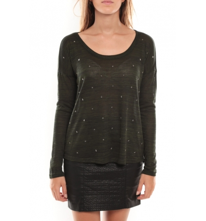 Vero Moda Starly LS Top 98180 Vert LOVELY SS TOP PP