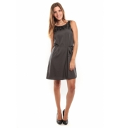 Vero Moda Virgo S/L Robe 97034 Anthracite