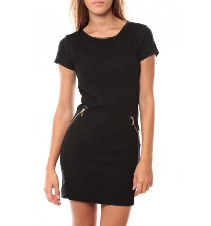 Vero Moda Erin SS Mini Dress 98730 Noir