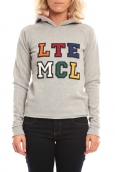Little Marcel Sweat SOFTY H13IBF175 Gris