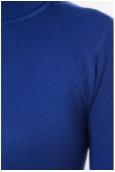 De Fil en Aiguille Pull Lear 1203 Bleu - 1 acheté = 1 offert