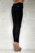 Legz Skin Jean Pant Persimmon Noir