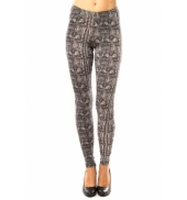 Vero Moda Alligator Legging 10099554 Noir