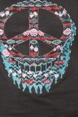 Sweet Company Tee shirt Peace Noir