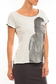Vero Moda Too Cool S/S Top it 10100655 Blanc
