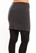 Vero Moda Goss NW Short Skirt 10098577 Gris