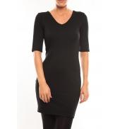 Vero Moda Regina 2/4 Short Dress 10099101 Noir