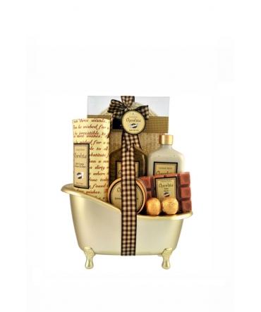 Gloss Cosmetic Baignoire de Bain Chocolate - Chocolat