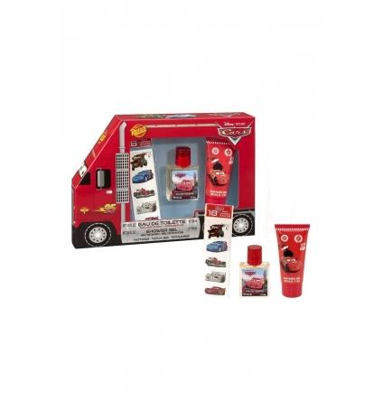 Gloss Cosmetic Coffret Cadeau Beauté Cars 2 5381
