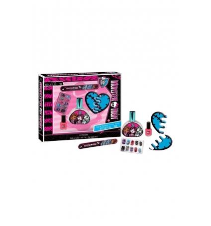 Gloss Cosmetic Coffret Cadeau Beauté Monster High 5763