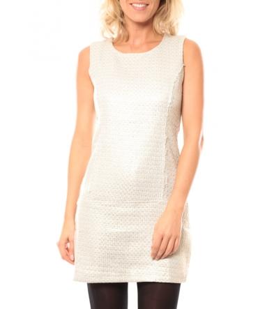 Dress Code Robe JRM 1402 Blanc