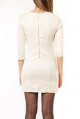 Dress Code Robe Noemie Blanc