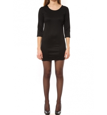 Dress Code Robe Noemie Noir