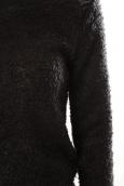 De Fil en Aiguille Pull 1422 Noir