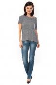 De Fil en Aiguille Tee shirt S13010 Bleu