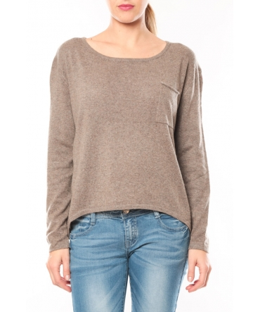 By La Vitrine Pull 1052 Taupe