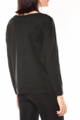 De Fil en Aiguille Pull Vintage & Dressing 8233 Noir