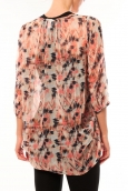 Vero Moda Katty Lee 3/4 Tunic 10105918 Rose/Noir